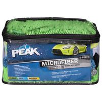 Peak Microfiber Car Wash Kit Rebate